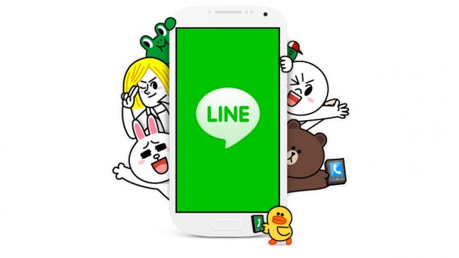 Line timelap