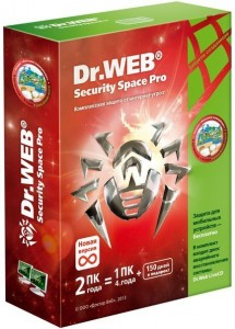 Dr.Web Secrurity Space